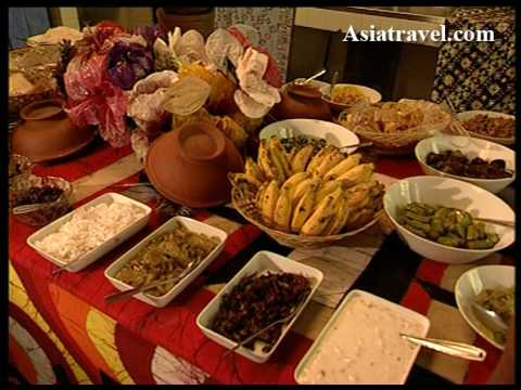 Sri Lanka Cuisine from The Matale Heritage Center by Asiatravel.com