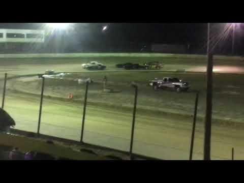 Jackson Motor Speedway 3/9/18 Factory Stock Heat 3
