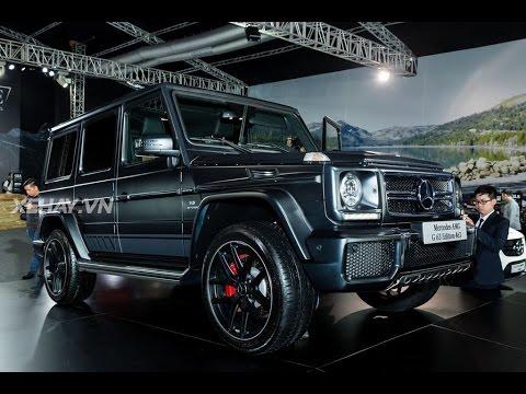 XEHAY.VN Mercedes AMG G63 Edition 463 bn c bit ti H Ni