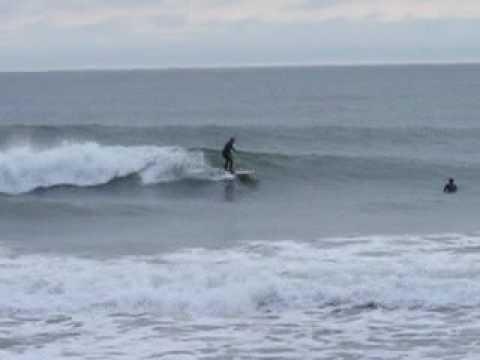 5f65b5630a Surfing Hampton Beach NH - YouTube