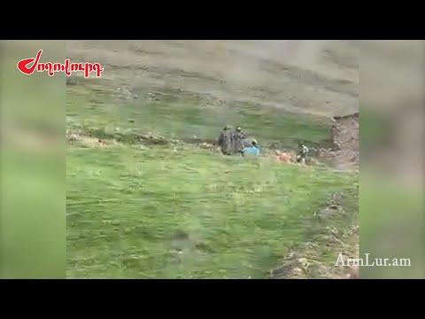 Տեսանյութ.Վերին Շորժայի սարերում մեծ թվով ադրբեջանցիներ են.հայկական կողմը կոշտ ձևով է պահանջ ներկայացրել
