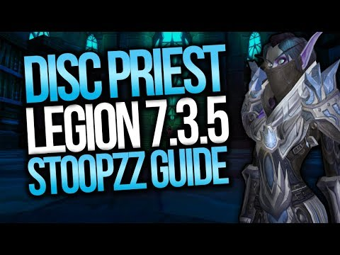 Legion 7.3.5 | Discipline Priest PvP Guide