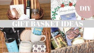 GIFT BASKET IDEAS + DIYS || Katie Bookser