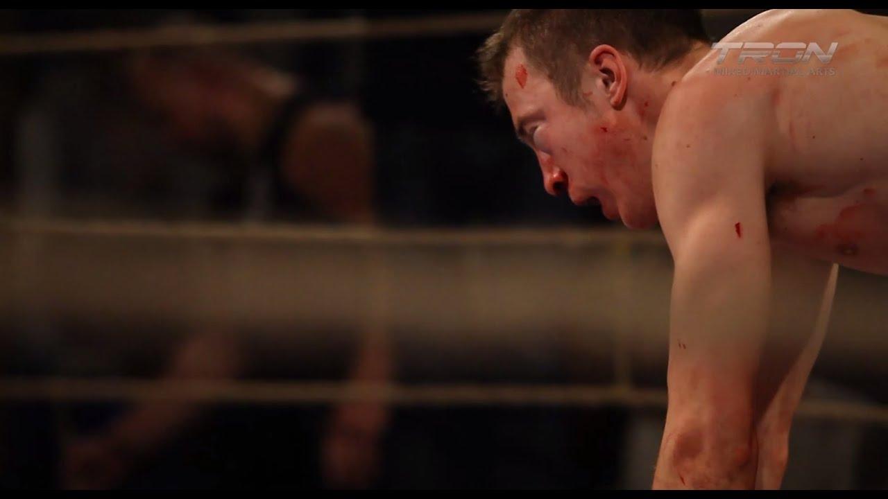 Некромант против Бойца ММА, Самый зверский бой !!!!