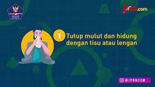Perhatikan! Etika Batuk dan Bersin - JPNN.com
