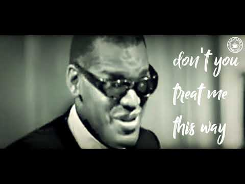 Hit The Road Jack - Ray Charles (with Lyric)