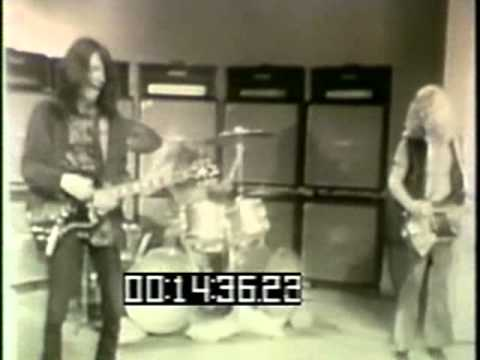 Blue Cheer - Summertime Blues (American Bandstand,1968)