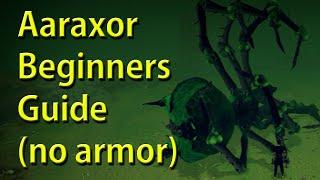 Araxxor Beginners Guide - No Armor needed - Runescape EOC Boss Guide