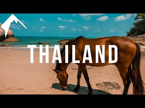 How to travel Thailand in 20 Days!! Thailand Travel Guide