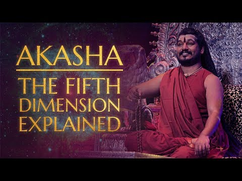 Akasha - Fifth Dimension, The Canvas to Manifest Your Reality
