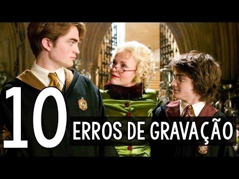 10 ERROS DE GRAVAÇÃO do filme Harry Potter e o Cálice de Fogo