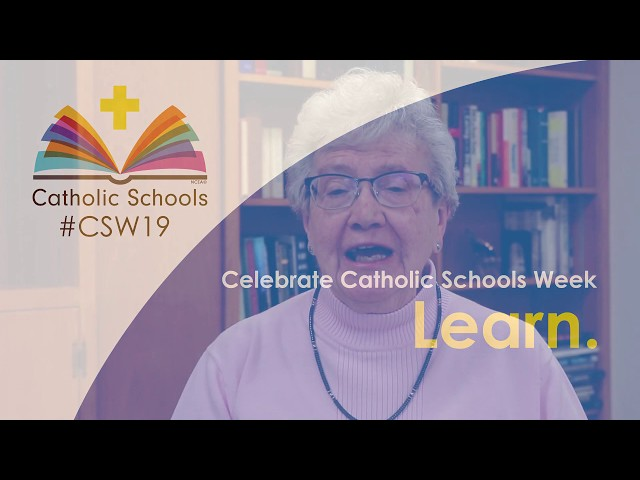 Catholic Schools Week: Learn