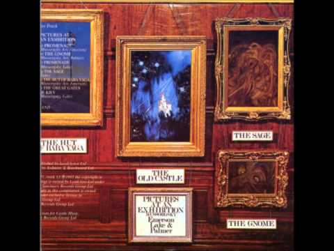 The Hut of Baba Yaga;The Great Gates of Kiev - Emerson, Lake and Palmer, 1972 music