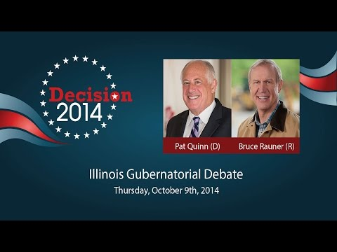 Illinois Gubernatorial Debate
