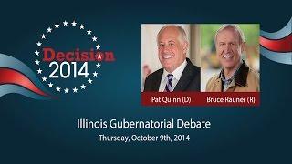 Illinois Gubernatorial Debate