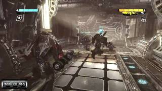 Transformers: War for Cybertron Gameplay (PC HD)