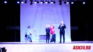 Ведущая «Русского Радио–Благовещенск» разделась на сцене