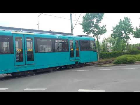 (Frankfurt am Main) U-Bahn 7 - Enkheim (VGF)