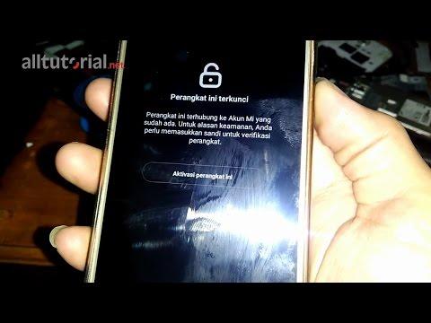 Cara Remove Mi Cloud Xiaomi Redmi 3S Dan Redmi 3X