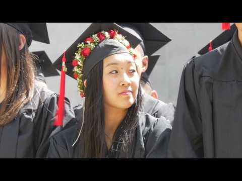UH West O'ahu Spring 2017 Commencement