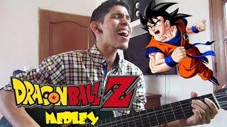 Gambar cover Dragon Ball Z Medley / Cover/ Mario M. Segovia