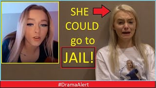 TikToker could go to JAIL! - Zoe Laverne! #DramaAlert XBOX & PS5 GiVEAWAY!
