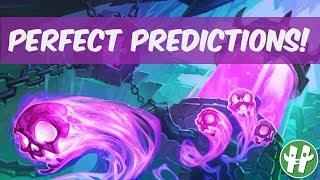 Luckiest Demonic Projects Ever! | Control Warlock v Shudder Shaman | Hearthstone