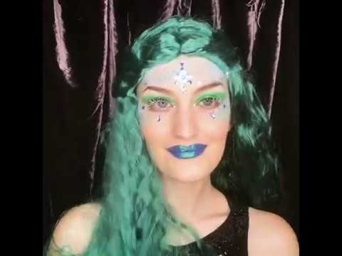 Mermaid Makeup Tutorial thumbnail