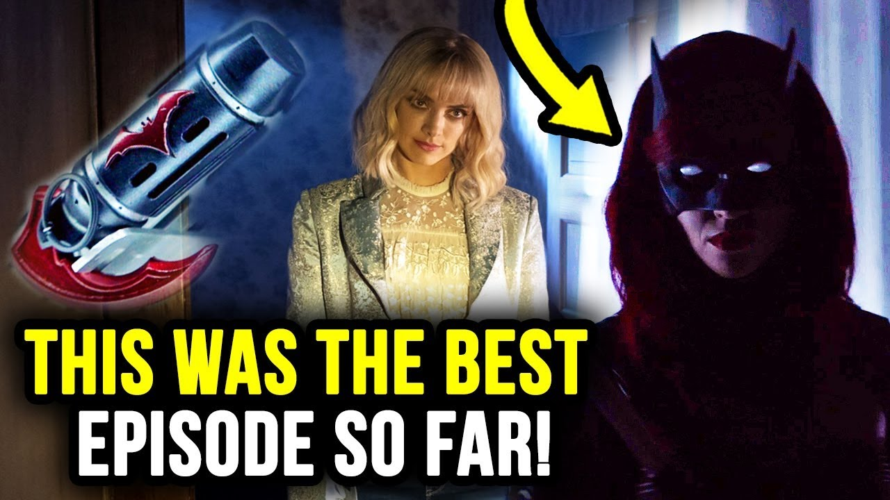 Download THIS IS WHAT I'VE WAITED FOR!! - Batwoman Episode 5 REVIEW
