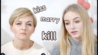 MARRY, KISS, KILL challenge #2