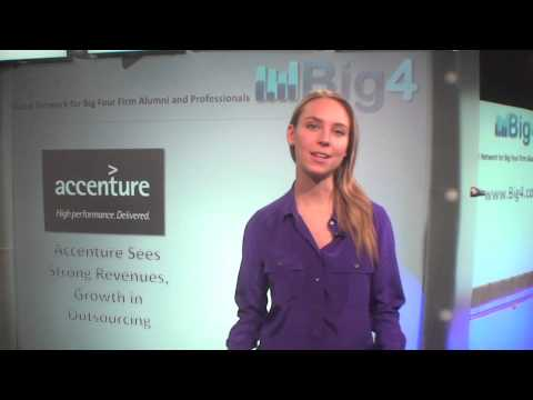 Accenture Sees Strong Revenues, Growth in Outsourcing