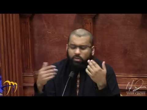 Seerah pt 93 - Analysis of Surat At-Tawbah and Tabuk - Yasir Qadhi - Oct 22 2014