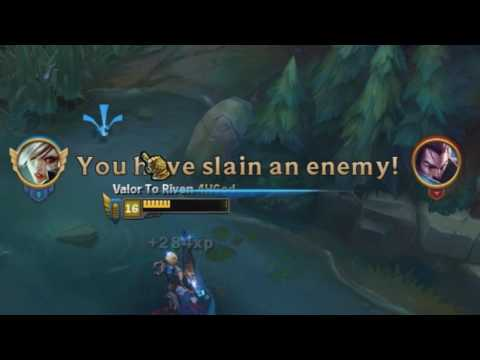 HOW TO WIN A LOST GAME - League of Legends