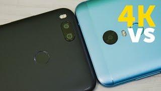 Камеры Xiaomi Mi A1 vs Redmi 5 Plus сравнение фото и видео (Mi A1 vs Redmi 5 Plus camera compare)
