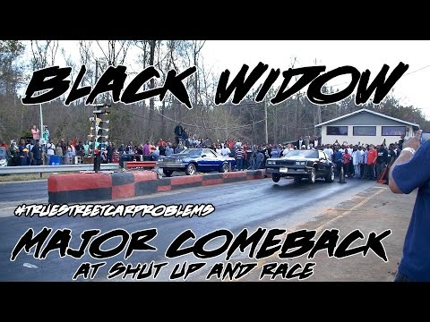 MAJOR COMEBACK! BLACK WIDOW MONTE CARLO SS MURDERS 2 G BODYS!!