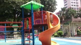 Children outdoor play song | Vishnu Sanjay outdoor playing