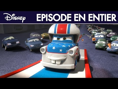 Cars Toon - Martin à la rescousse : Martin le Grand