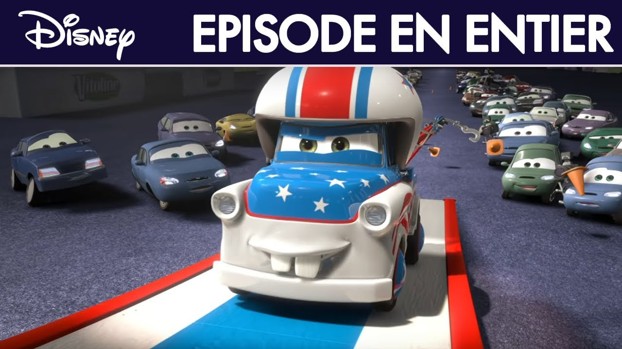 Cars Toon - Martin à la rescousse : Martin le Grand I Disney
