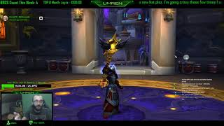 Current State of 7.2.5 Legion Expansion, 7.3 Argus Hopes & Why I am on WOW Break!?