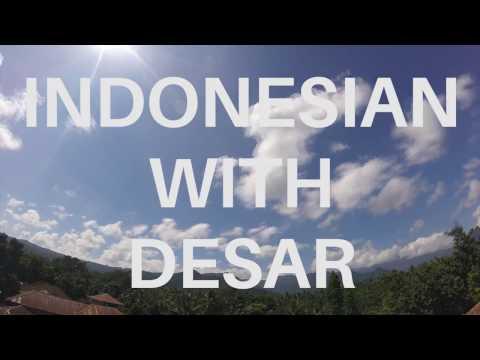 Greetings In Bahasa Indonesia