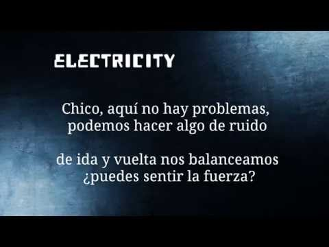 Ashley Jana - Electricity (Dance Moms Group Dance) - sub español~