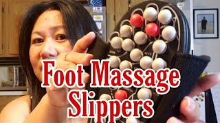 BYRIVER Spring Foot Massage Sl…