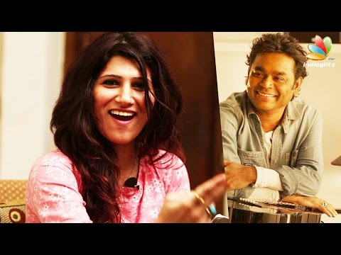 AR Rahman has Childlike Enthusiasm : Singer Shashaa Tirupati Interview | ARR Making Experience