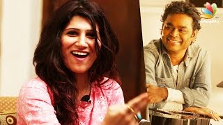 Ar Rahman Has Childlike Enthusiasm : Singer Shashaa Tirupati Interview  Arr Making Experience