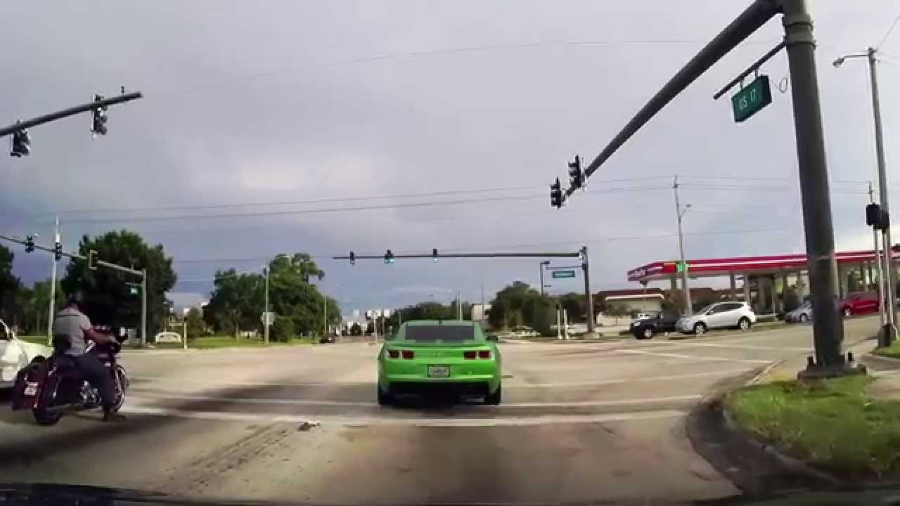 driving on us 17 from winter haven to fort myers florida youtube