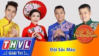 thvl  ngoi sao phuong nam 2016 - tap 7 doi sac mau