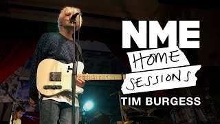 Tim Burgess – 'The Ascent of the Ascended' & 'The Only One I Know' | NME Home Sessions