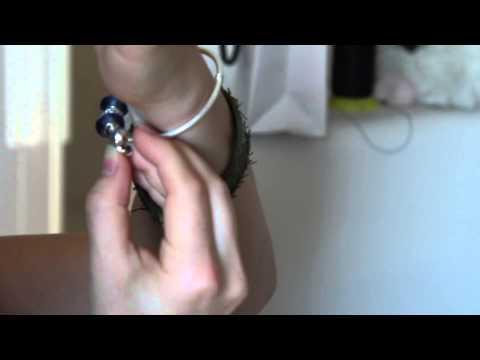Застегнуть браслет Pandora P-lock одной рукой | BeautyGuild