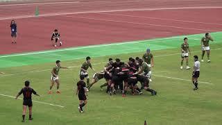 2018年リーグ戦1部大東文化大学VS日本大学(後半)