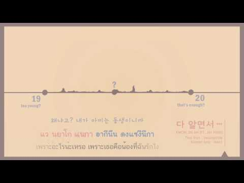 [KARA\THAISUB] Kwon Jin Ah - You Know (다 알면서)(Feat. Jay Park)